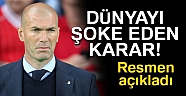 Real Madrid'de Zidane depremi